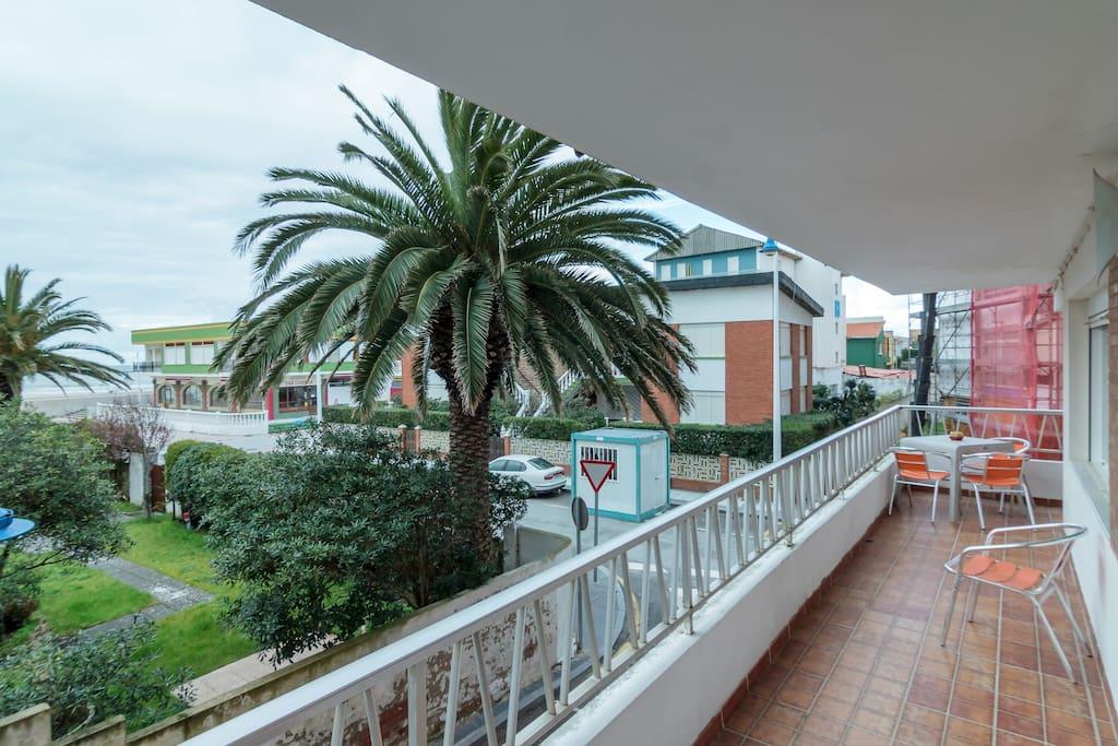 Apartamento playa la concha suances vistas al mar apartamentos en alquiler en suances - Apartamentos en cantabria playa ...