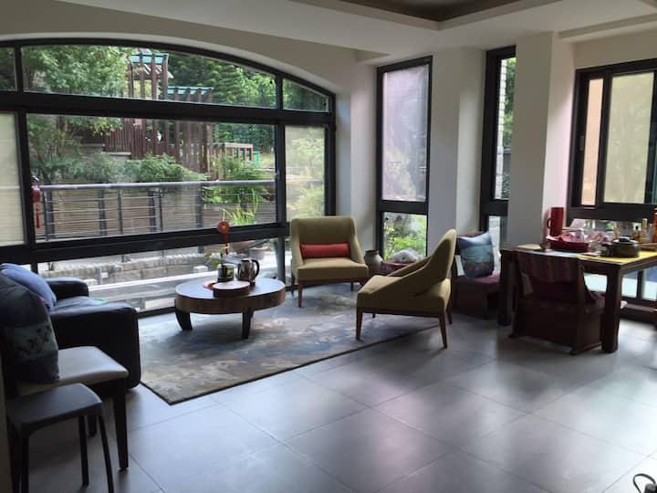 近101 景觀別墅整棟出租D $2M Villa 15 min from Taipei 101