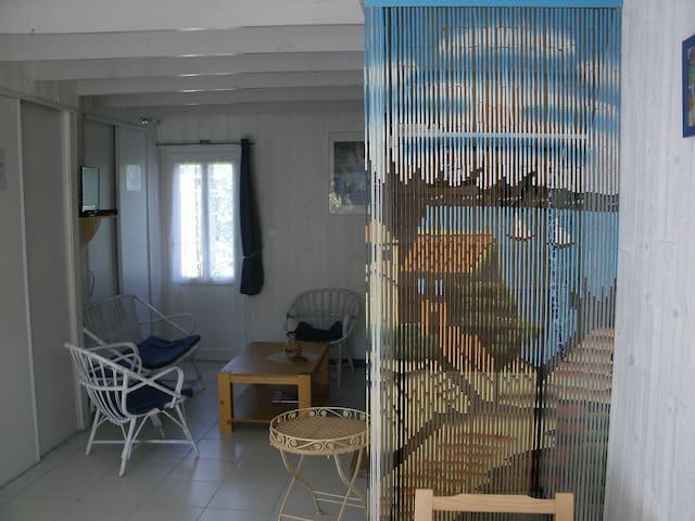 Duplex en centre Finistère - Pleyben - Apartment