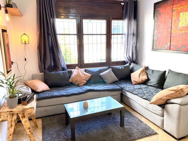 Cosy flat in the heart of Hassan