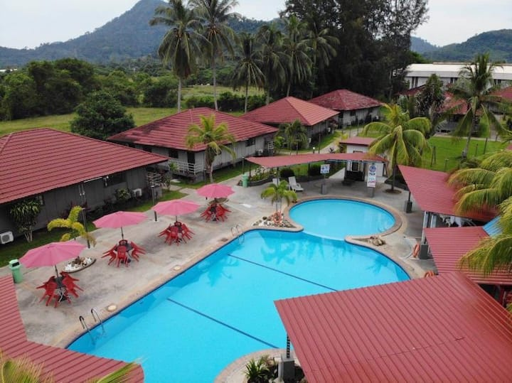 Langkawi Family Unit Suitable for 16 - 24 Pax
