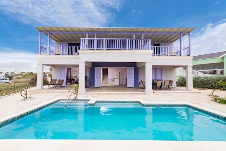 Lilac Villa 3 Bed Ocean Front Villa - Ocean City