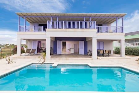 Lilac Villa 3 Bed Ocean Front Villa - 大洋城