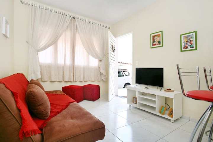 Next Ponta Negra Beach - cozy flat