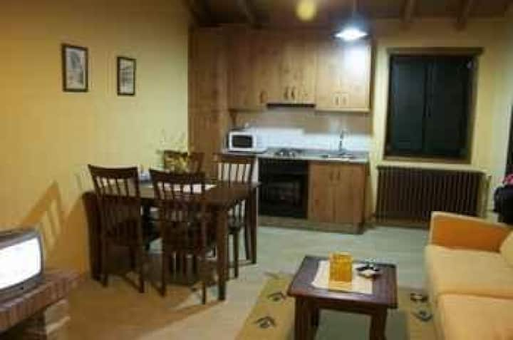 Apartamento 2 Pax.  BK