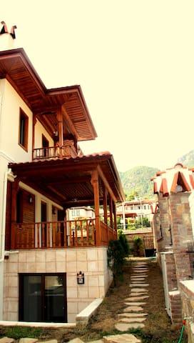 KERME OTTOMAN RİVER EVLERİ - Akyaka Belediyesi - Dům