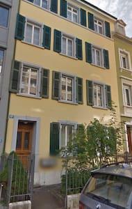 Schöne und gemütliche Wohnung Nähe Bahnhof SBB - Basel - Lakás