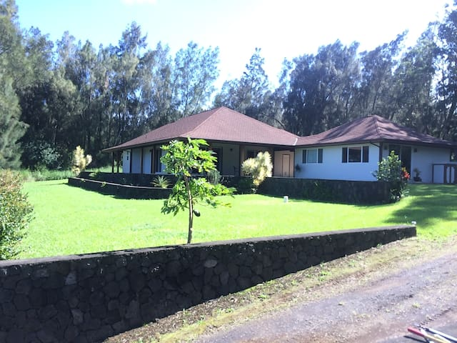 Hawaiian Paradise Ohana - Big Island, HI - Hawi - Pis