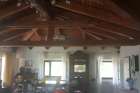 Splendido loft rustico dotato di ogni confort - Cervere - Loft