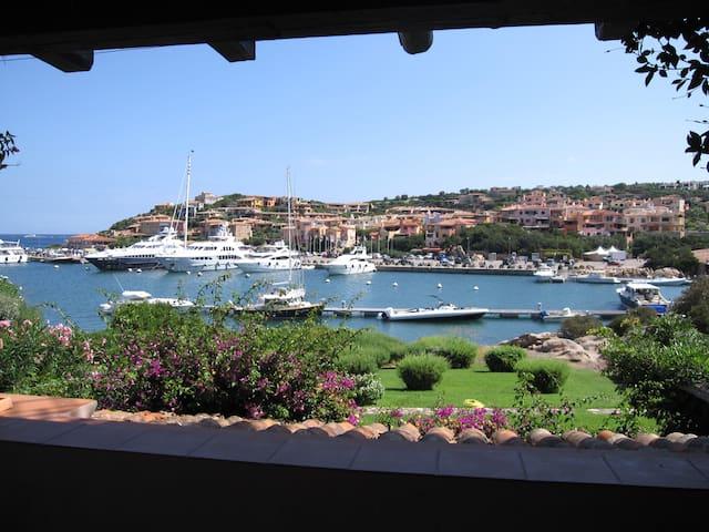 Amazing sea view Apt in Porto Cervo - Porto Cervo - Apartment