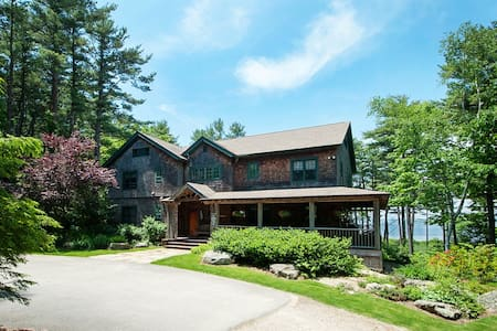 Lovely waterfront home with beach and ocean access - Kittery - Haus