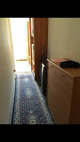 Cozy efficiency apartment.