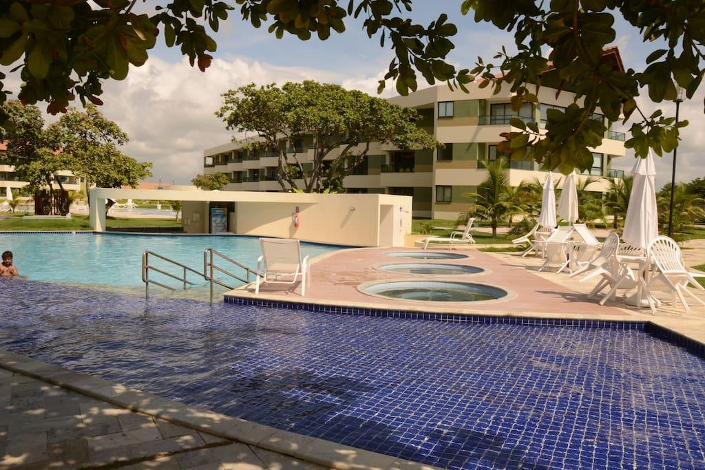 Area externa - piscina 3