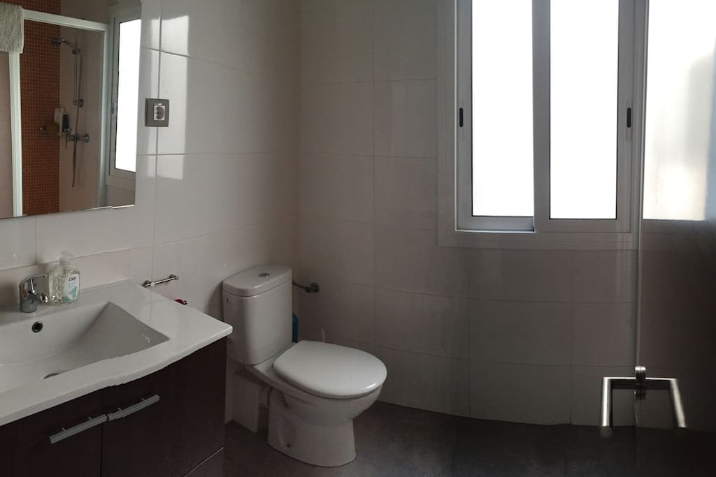 Toilet/Baño
