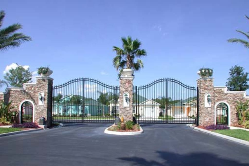 Located in the gated community of Reserve at Town Center