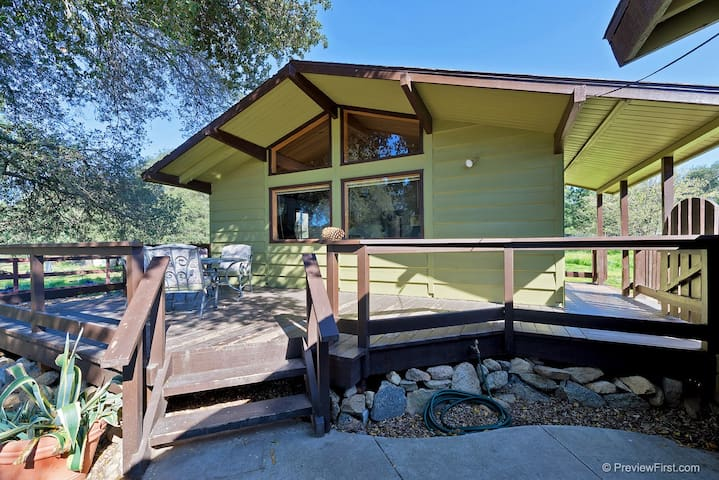 3BR/2BA Enchanting House, Julian CA - Santa Ysabel
