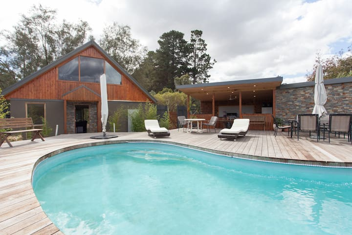The Pool House - Langwarrin South - Dům
