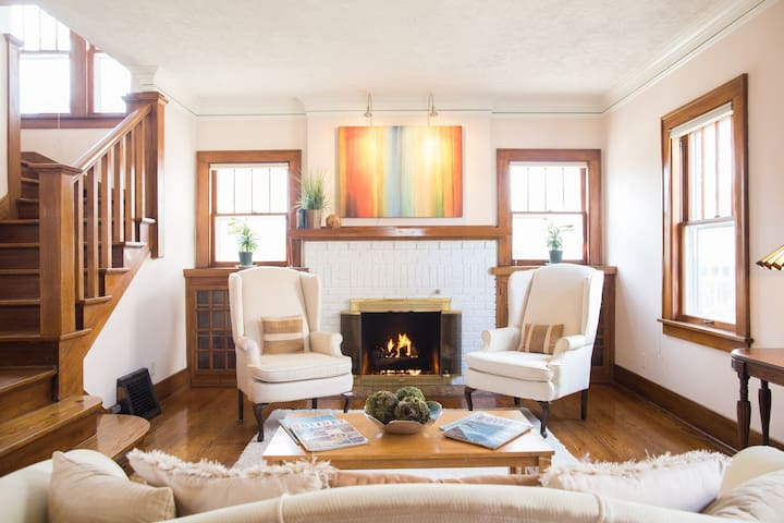 Cozy Historic Dundee Home
