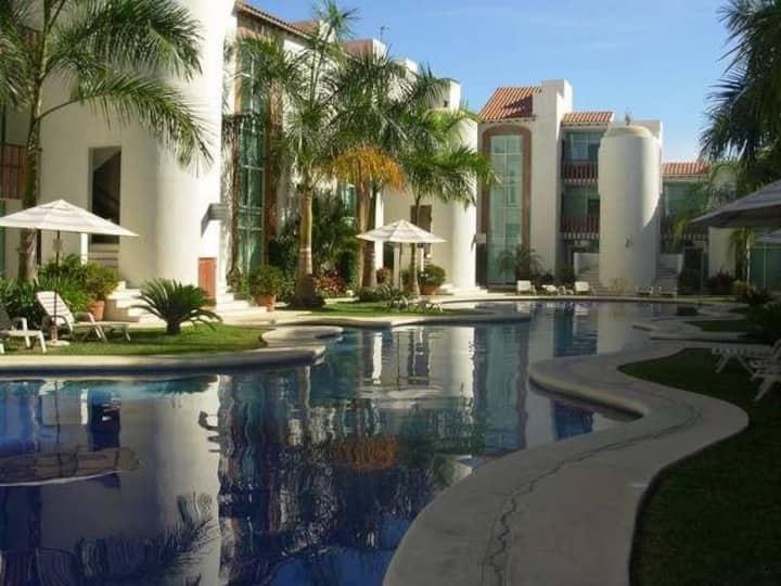Beach apartment in Ixtapa, Mexico - Guerrero