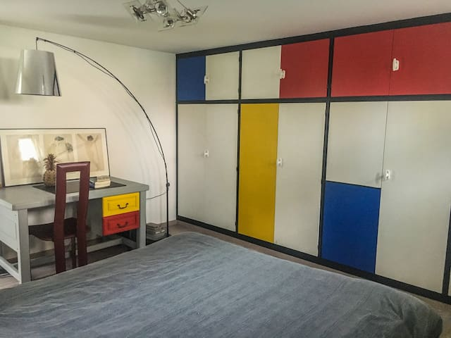 Chambre MONDRIAN - 2 personnes