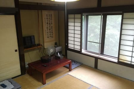 building Japanese-style room