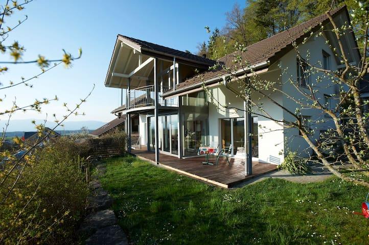 Stilvoll leben im Steineberg - Seeberg - Bed & Breakfast