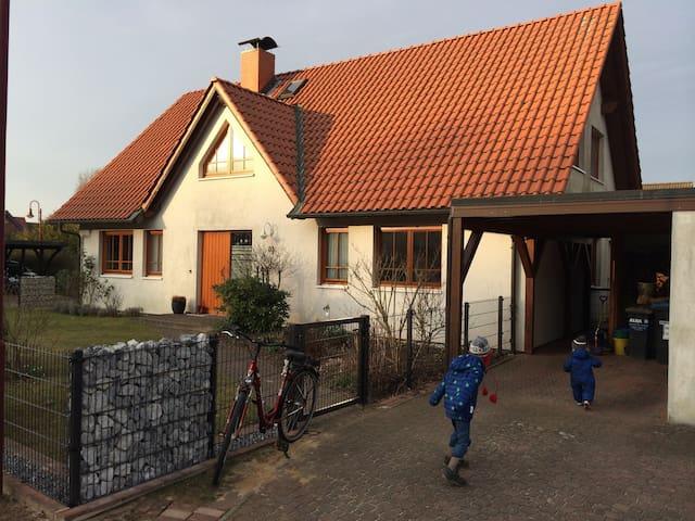 Ferienwohnung Störblick nah am See - Raben Steinfeld - Hus