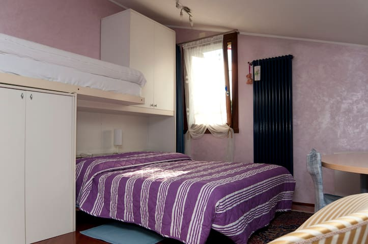 B&B Fabrizia room  lilac Cadoneghe - Cadoneghe - Bed & Breakfast