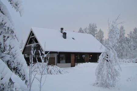 Large Holiday House Close to Säfsen and Activities