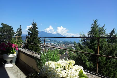 Room With a View - Old Town Center-Lake Luzern - Lucerne - Apartamento