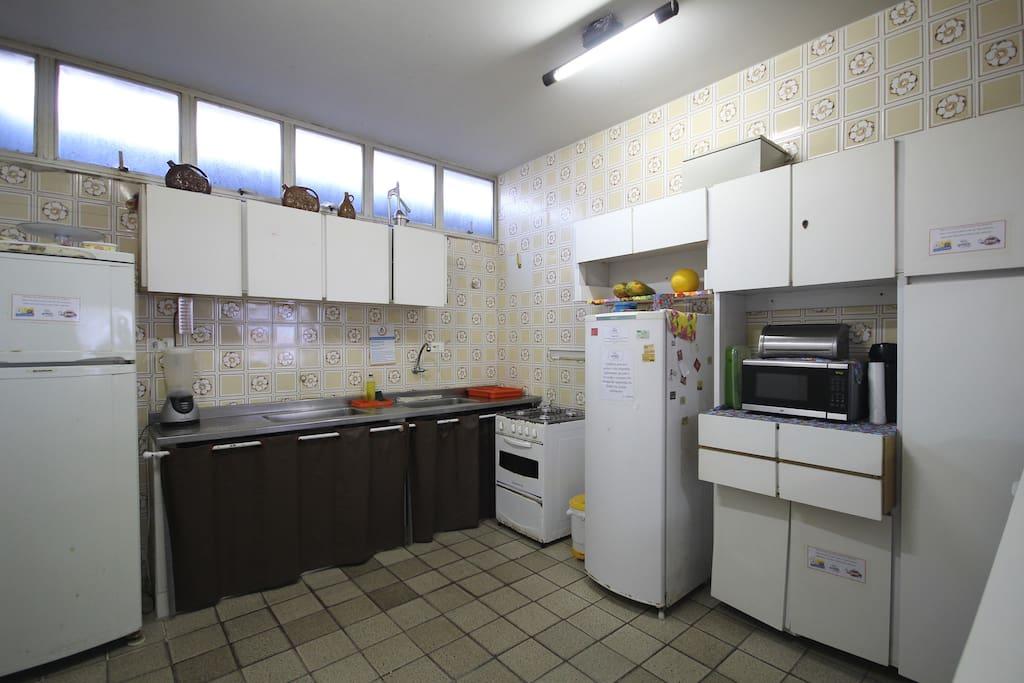 Cozinha Estruturada Disponível