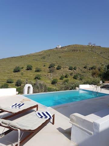 Kea Villa with a Private Pool