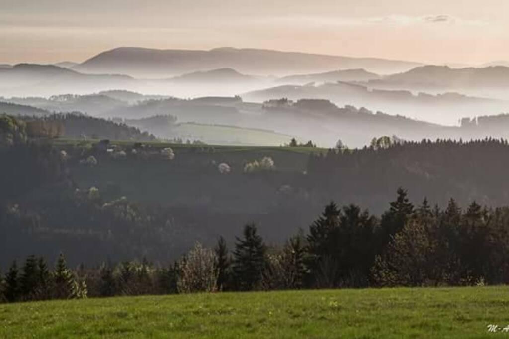 Beskydy - Valašské Toskánsko