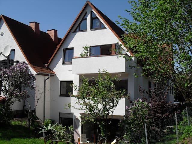 Schönes kleines 30 qm Apartment - Schauenburg - Leilighet