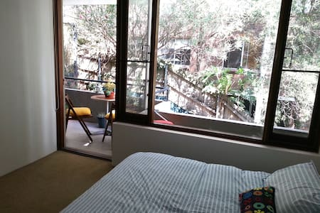 Quiet & bright bedroom in Waverton - Waverton - Apartment