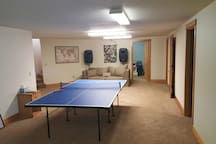 Shared Ping-Pong Living Space