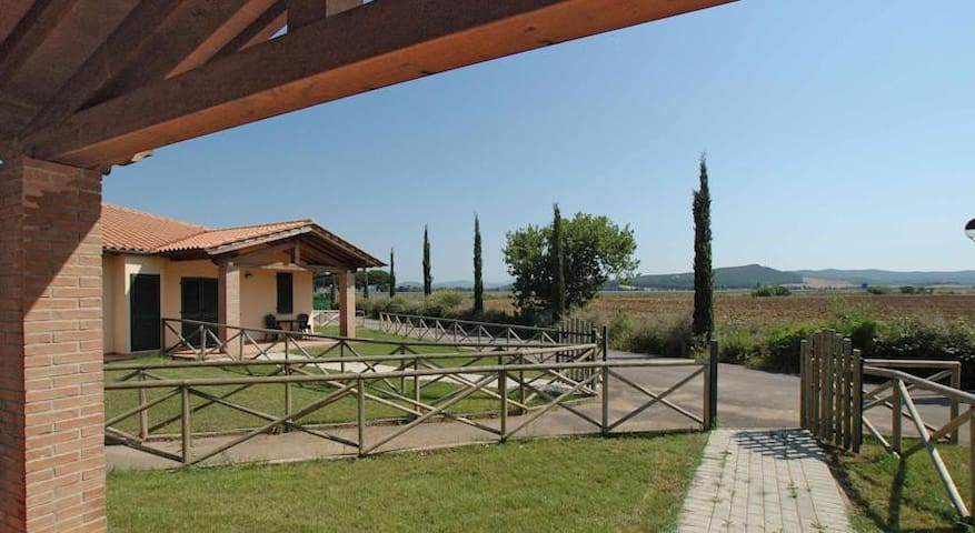 Villa with garden and parking - Scarlino Scalo - Pis