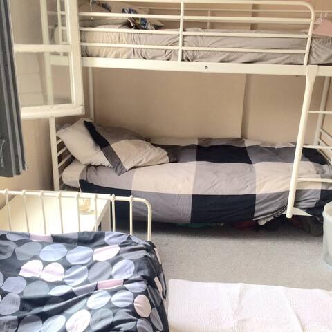 Chambre en plein centre ville - Toulouse  - Apartamento