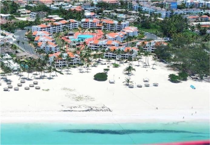 BEACH VIEW 2 BDR PUNTA CANA - Punta Cana  - Apartment