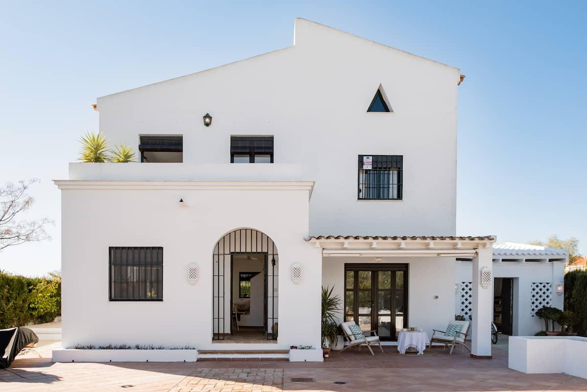 Casa con vistas al mar en El Rompido