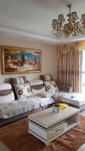 温馨家园 - Tai'an - Lägenhet