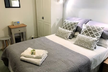 An inviting room with easy links to central London