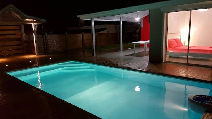 Villa Rubis, ****: une vraie perle…