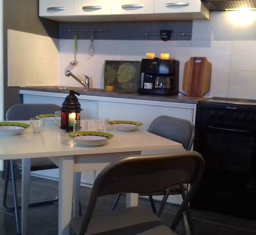 Appartement pratique et sympathique - bien situé