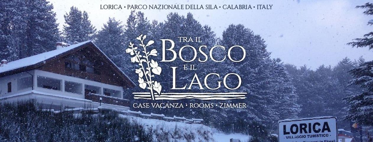 Lorica, tra il bosco e il lago, Casa Acero