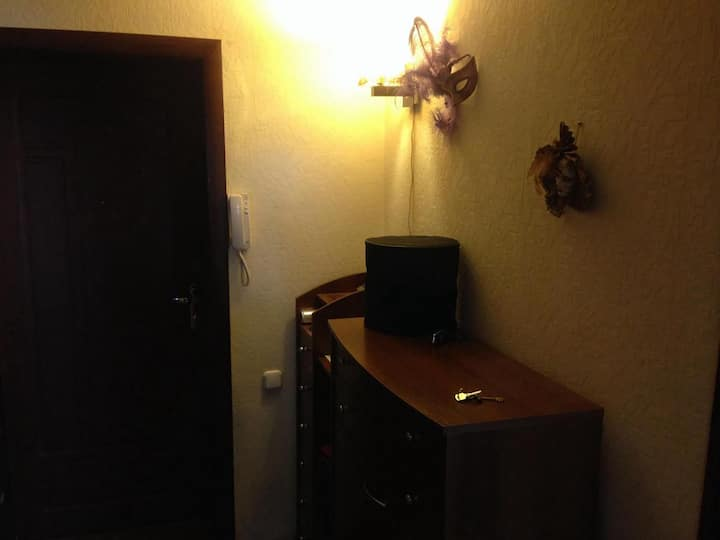 Светлая квартира для удобного проживание