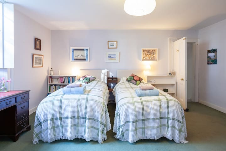 Farmhouse Flat for 2/4 people