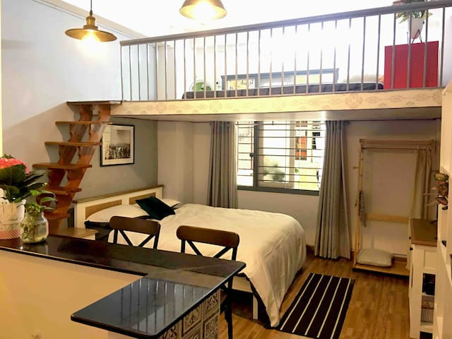 * CENTRAL *** COZY mini APT  >>>5 Min to BenThanh