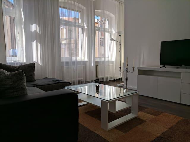 Kleine helle Stadtwohnung nähe Domplatz