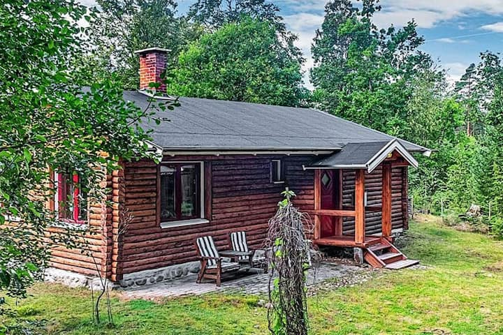 6 person holiday home in Vittsjö